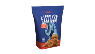 Pizza: the exciting new flavor from Elephant October 2017